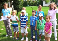 KIDS TOURNAMENT FOR THE END OF GOLF ACADEMY 2014