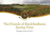 Upcoming tournament: Friends of BlackSeaRama Spring Time on June, 4 th