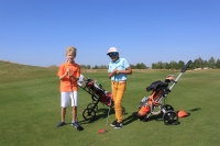 JUNIOR GOLF CAMP 2020 From 17 to 21 August